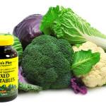 БАД «Смесь овощей»на IHerb: отзывы о препарате с экстрактом брокколи
