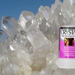 Дезодорант Crystal Body Deodorant с IHerb: отзыв о кристалле