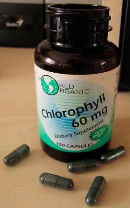 """ТОП-10 хлорофилла с iHerb: из """"крови"""" растений в кровь человека"""