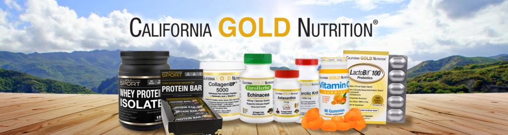 10 лучших препараты с iHerb бренда California Gold Nutrition